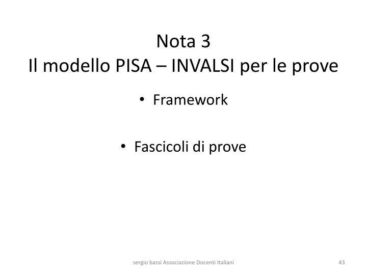 Nota 3