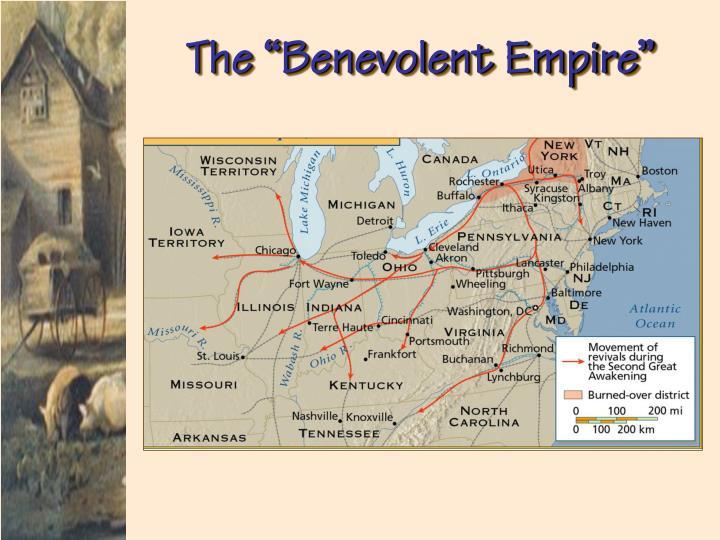 """The """"Benevolent Empire"""""""