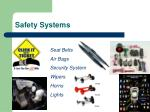 safety systems1