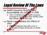 legal review of the laws2