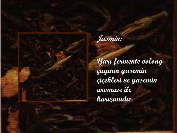 Jasmin: