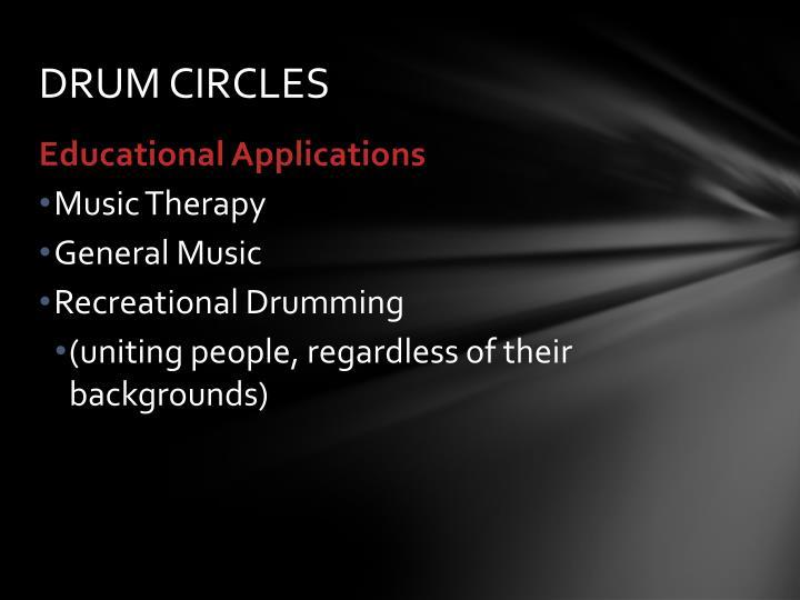 Drum circles1