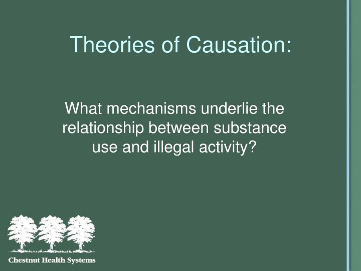 Theories of Causation: