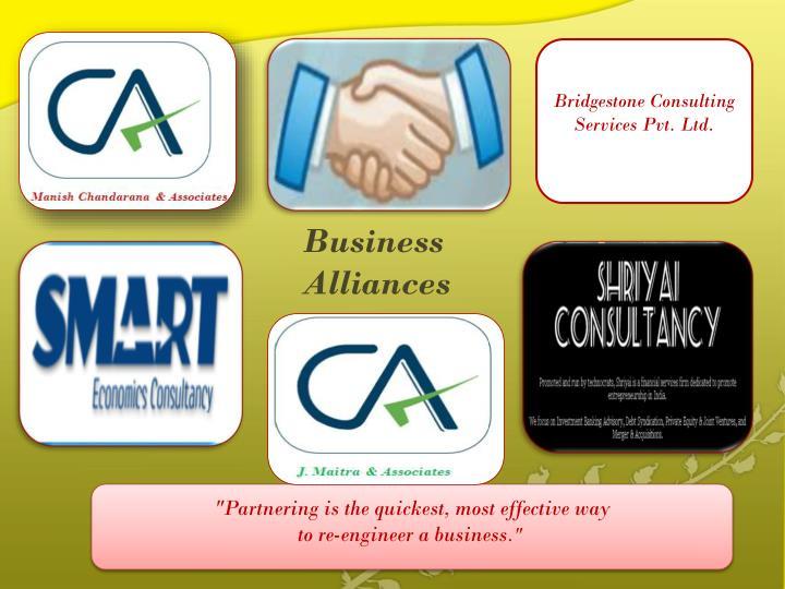 Bridgestone Consulting Services Pvt. Ltd.