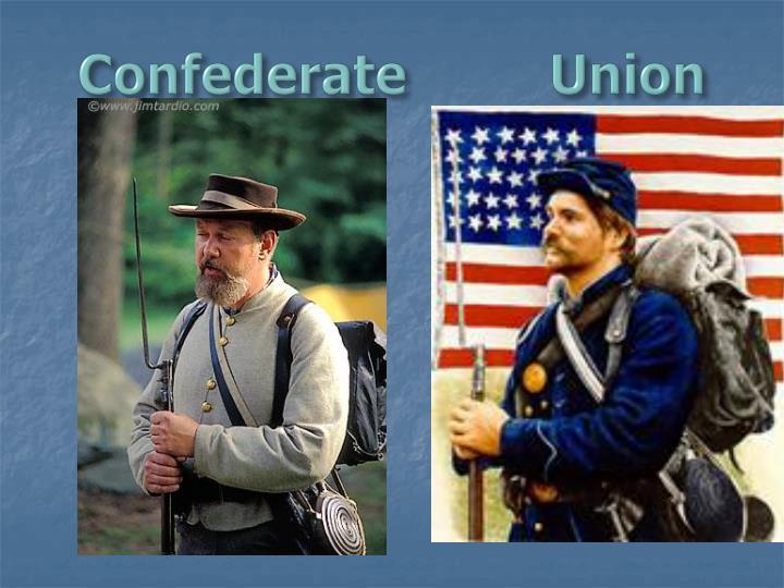 Confederate union