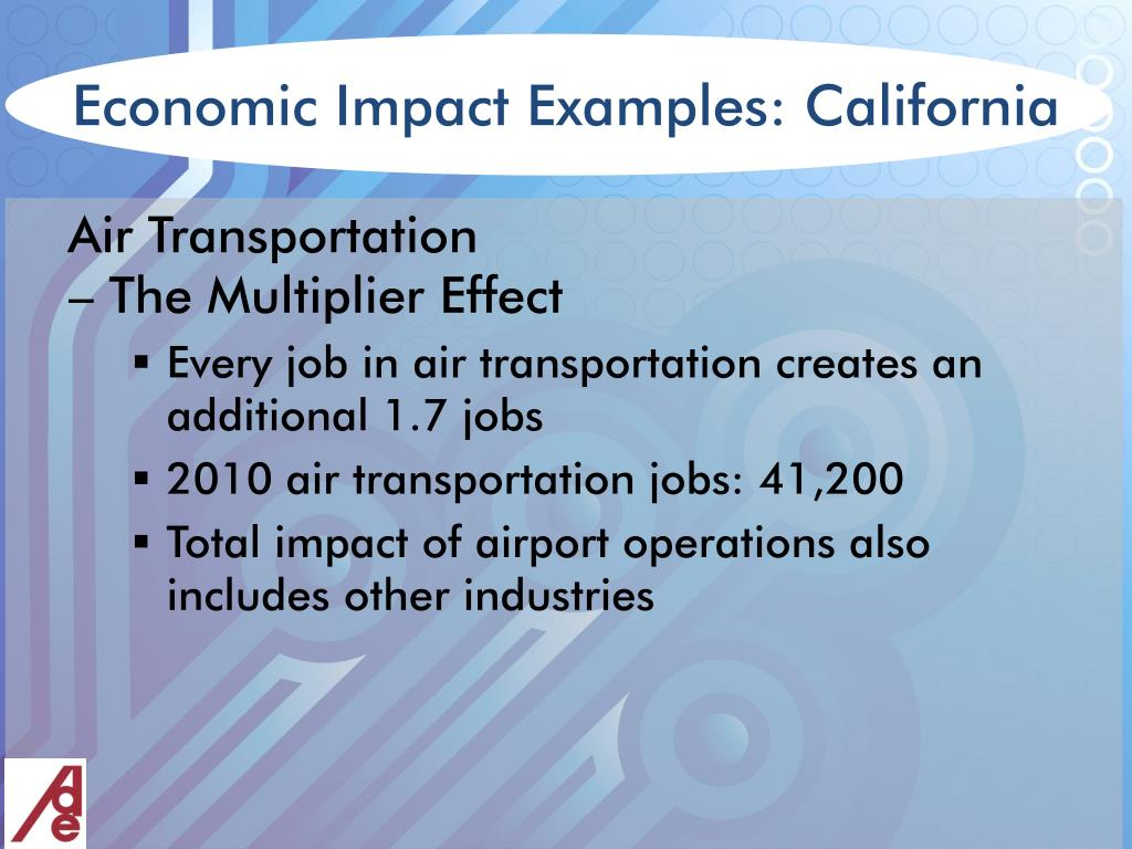 PPT - What Is The Economic Value of Your Airport? PowerPoint