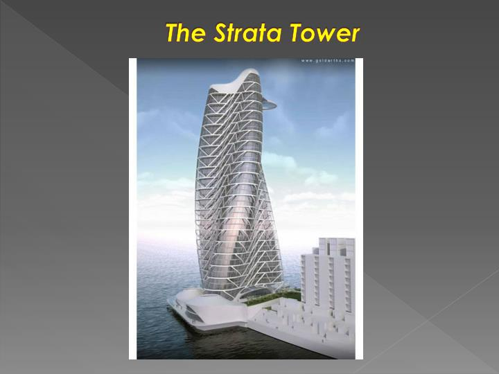 The Strata Tower