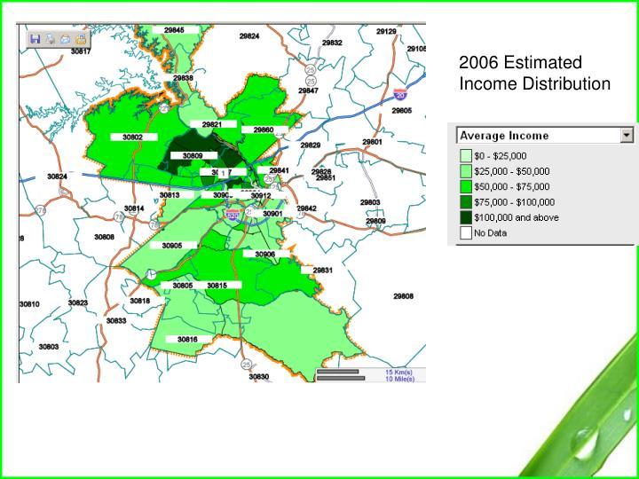2006 Estimated