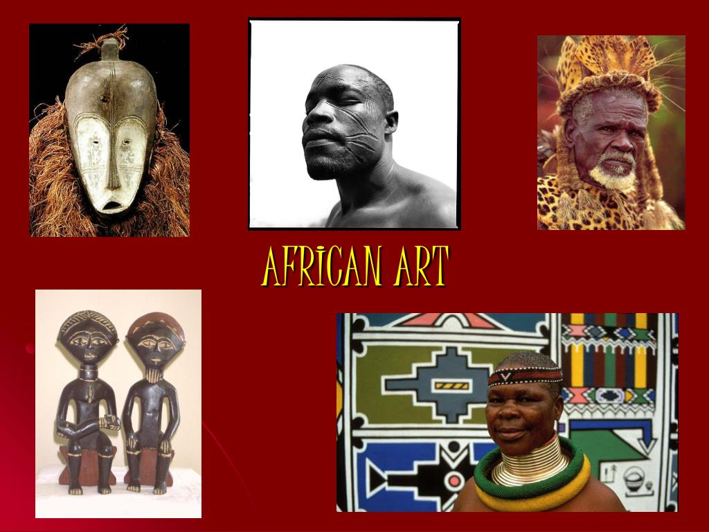 Ppt African Art Powerpoint Presentation Free Download Id 4880823