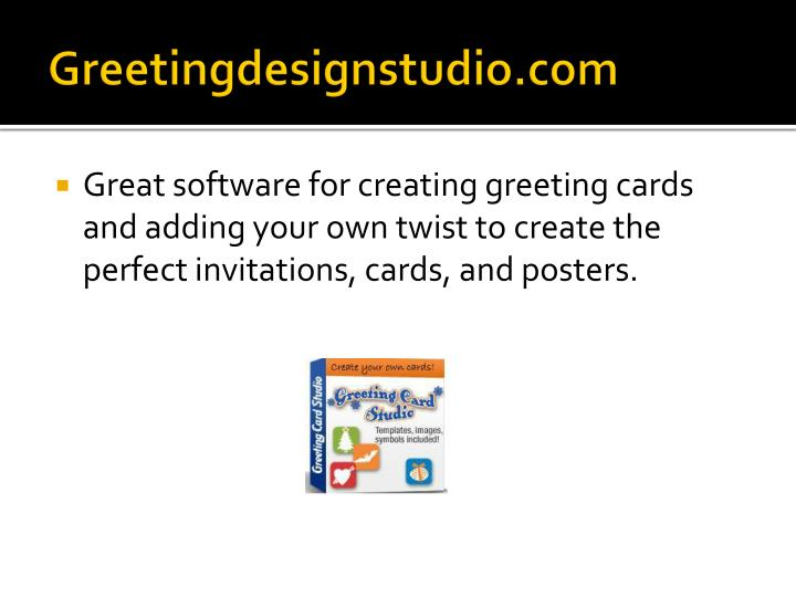 Greetingdesignstudio.com