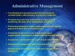 administrative management1