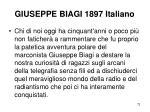 giuseppe biagi 1897 italiano11