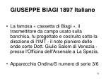 giuseppe biagi 1897 italiano9