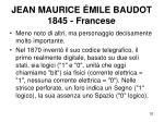 jean maurice mile baudot 1845 francese