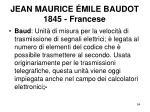 jean maurice mile baudot 1845 francese2