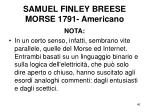 samuel finley breese morse 1791 americano23