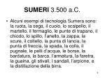 sumeri 3 500 a c3