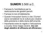 sumeri 3 500 a c4