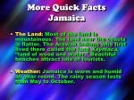 more quick facts jamaica1