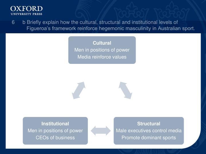 figueroas framework levels