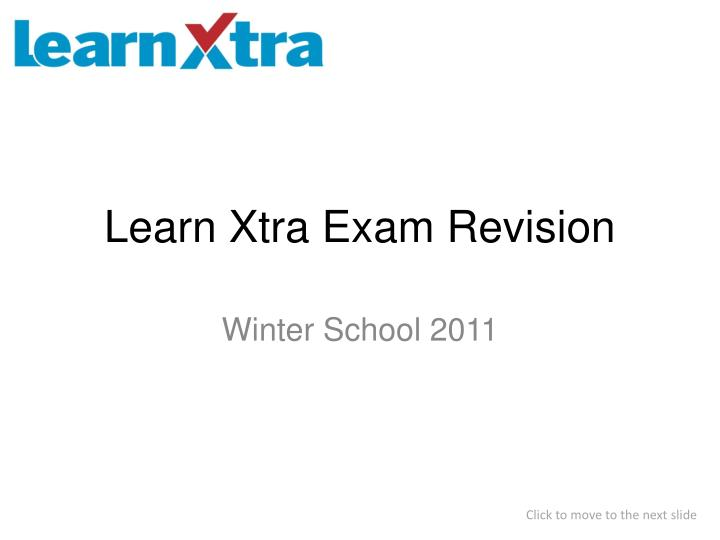 mindset learn xtra exam papers