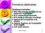 formations dipl mantes