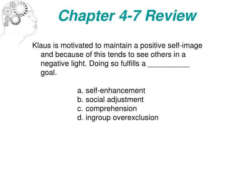 Chapter 4-7 Review