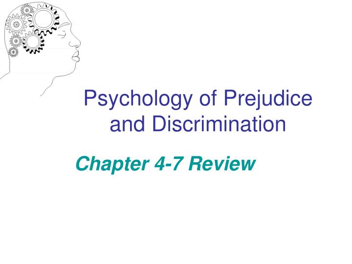 the behavior of the prejudice and the extent of the wrong opinion Why is being prejudice a bad it can affect a person's emotions and behavior prejudice is a preconceived opinion that is not based on reason or.
