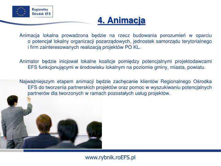 4. Animacja