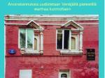 arvorakennuksia uudistetaan ven j ll pieteetill wanhaa kunniottaen