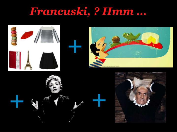 Francuski hmm