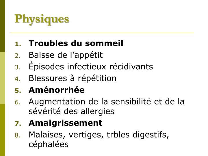 Physiques