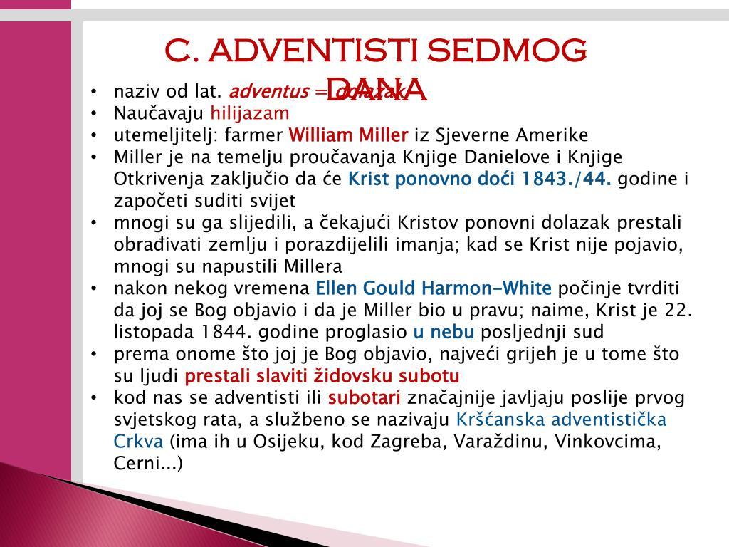 adventistička web stranica za upoznavanje mladih