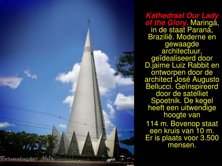 Kathedraal Our Lady of the Glory,
