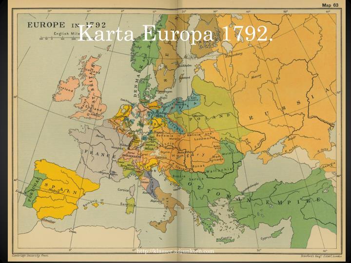 Ppt Napoleon Och Slutet Pa Den Franska Revolutionen Powerpoint