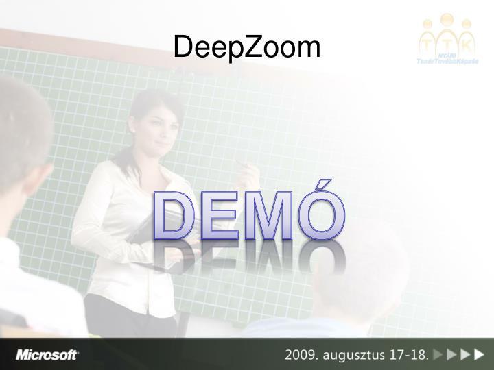 DeepZoom