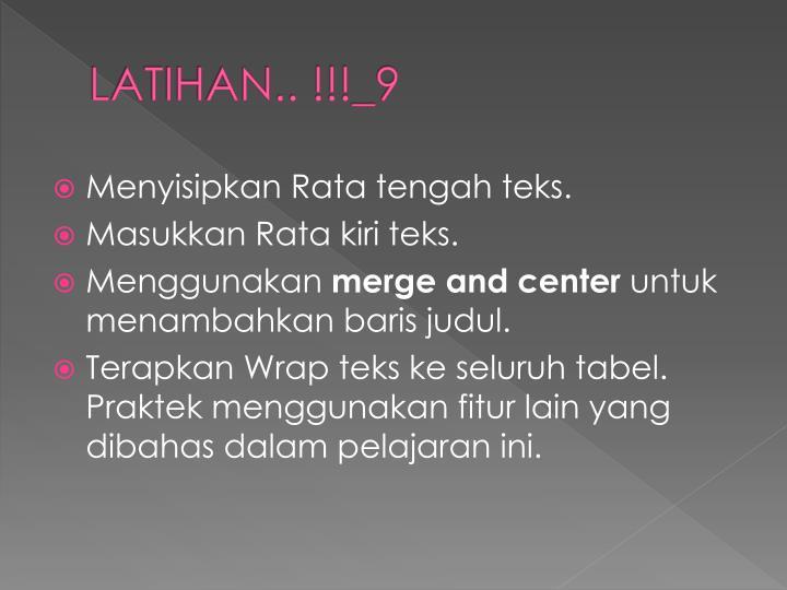 LATIHAN.. !!!_9