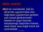 deal hukuk