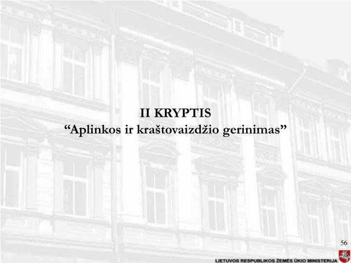 II KRYPTIS