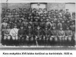 karo mokyklos xvii laidos kari nai su karininkais 1935 m
