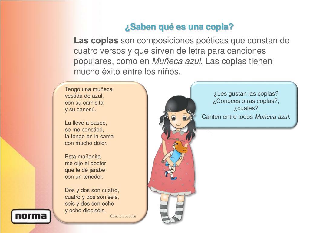 Ppt Las Rimas Y Las Coplas Powerpoint Presentation Free