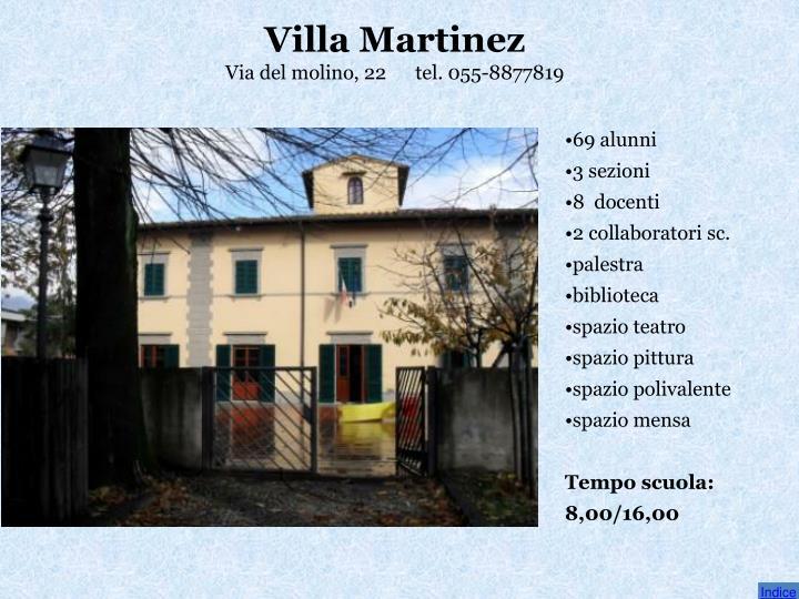 Villa Martinez