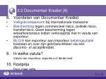 3 2 documentair krediet 8