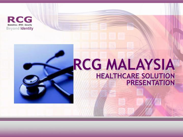RCG MALAYSIA