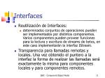 interfaces3