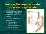 inervaci n vegetativa del aparato respiratorio1