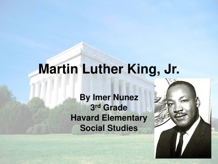 patrick henry vs martin luther king jr essay Get an answer for 'can you state couple of antitheses from the i have a dream speech' and (patrick henry in martin luther king, jr's i have a dream.