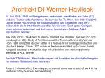 architekt di werner havlicek