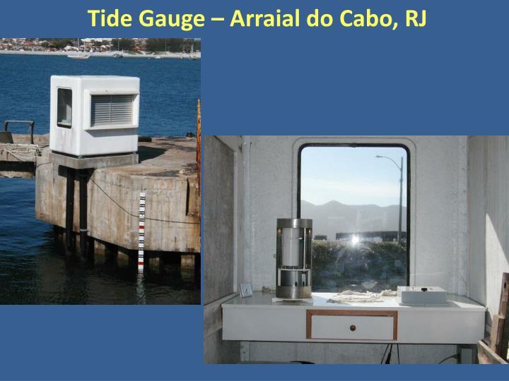 Tide Gauge – Arraial do Cabo, RJ