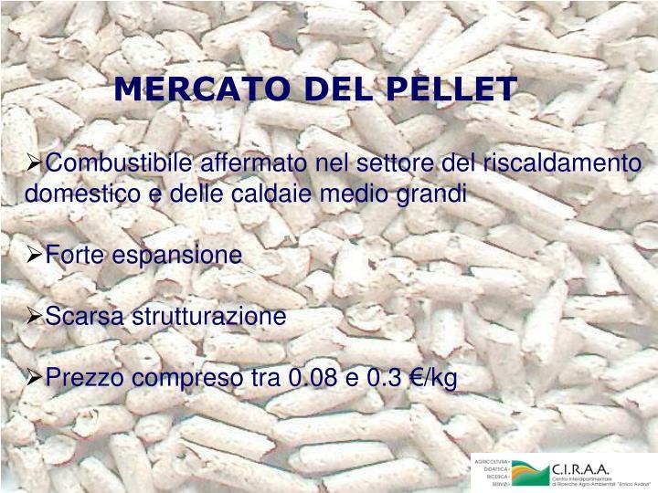 MERCATO DEL PELLET